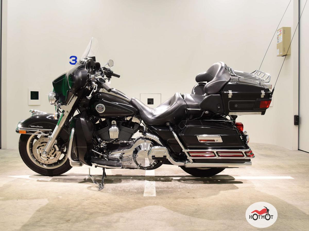 Harley Davidson Electra Glide: стиль, комфорт, и пафос