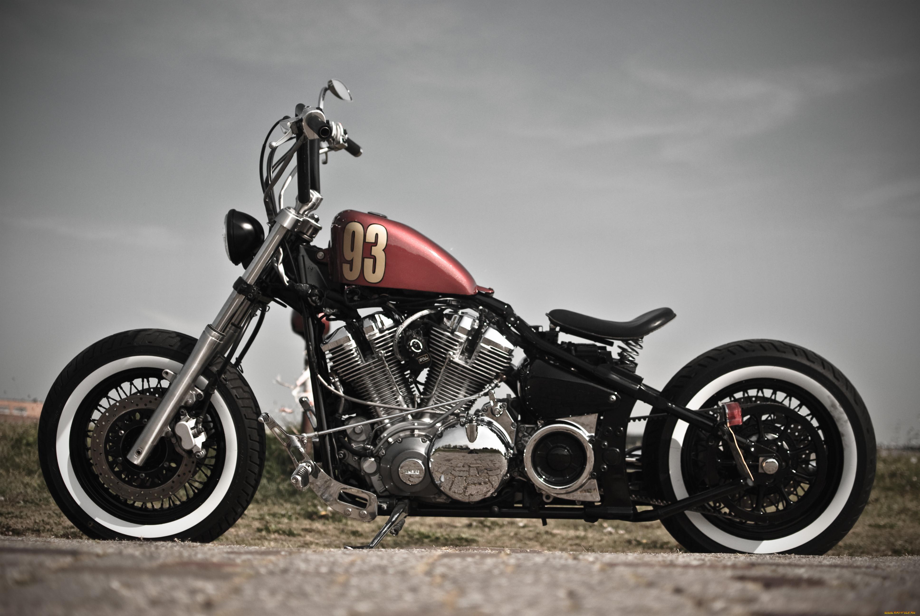Боббер мотоцикл