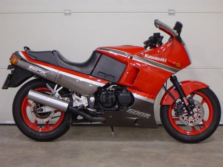 Kawasaki GPX 600 (GPX600R, ZX600C)