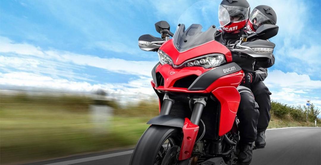 Ducati Multistrada 1200 — обзор мотоцикла готового ко всем режимам эксплуатации