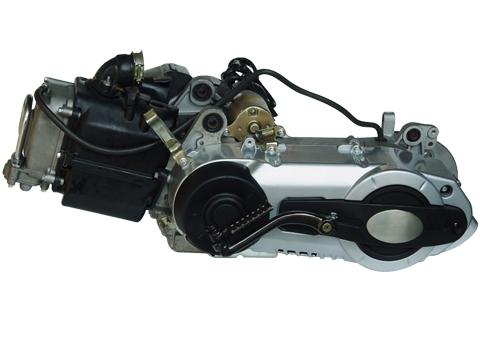 Двигатель для китайского скутера — маркировка расскажет о многом