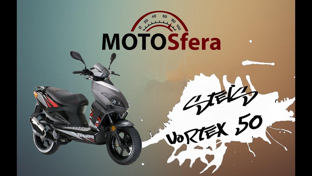 Обзор скутера STELS Vortex 50