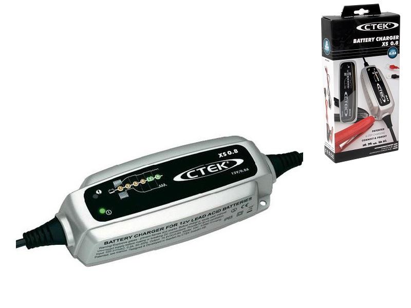 Выбор зарядного устройства MXS для мотоцикла