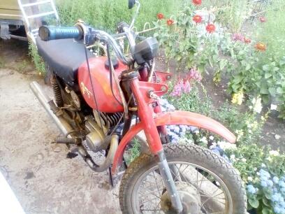 Почему не заводится мотоцикл Минск