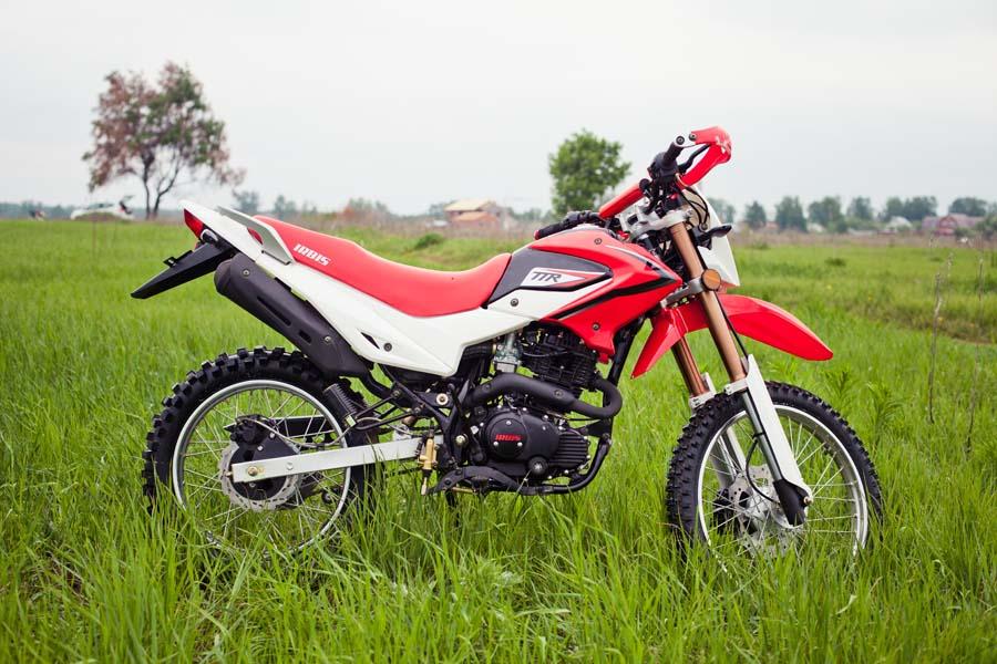 Мотоцикл Ирбис (Irbis) 150 – обзор
