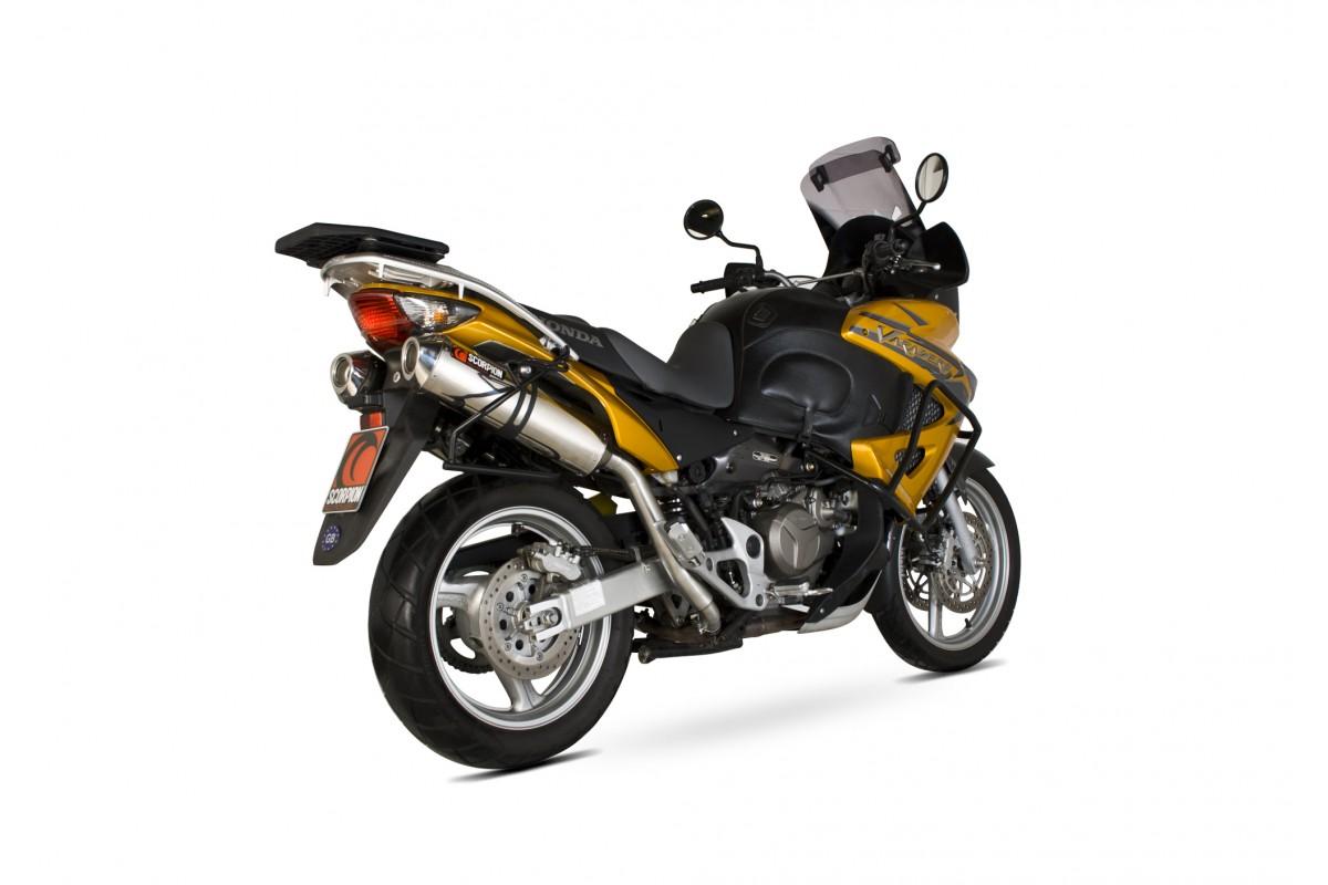 Мануалы и документация для Honda XL1000V Varadero