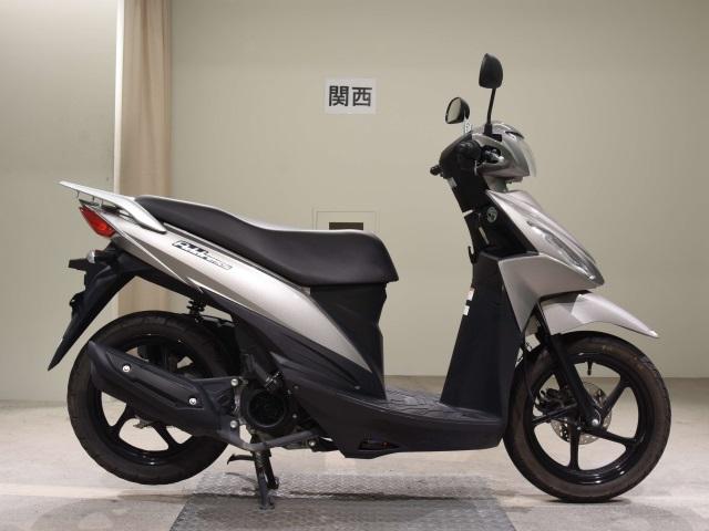 Suzuki Address 110: мировая премьера обновленного «народного» среднекубатурника