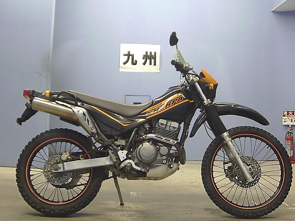 Мануалы и документация для Kawasaki KL250 Super Sherpa