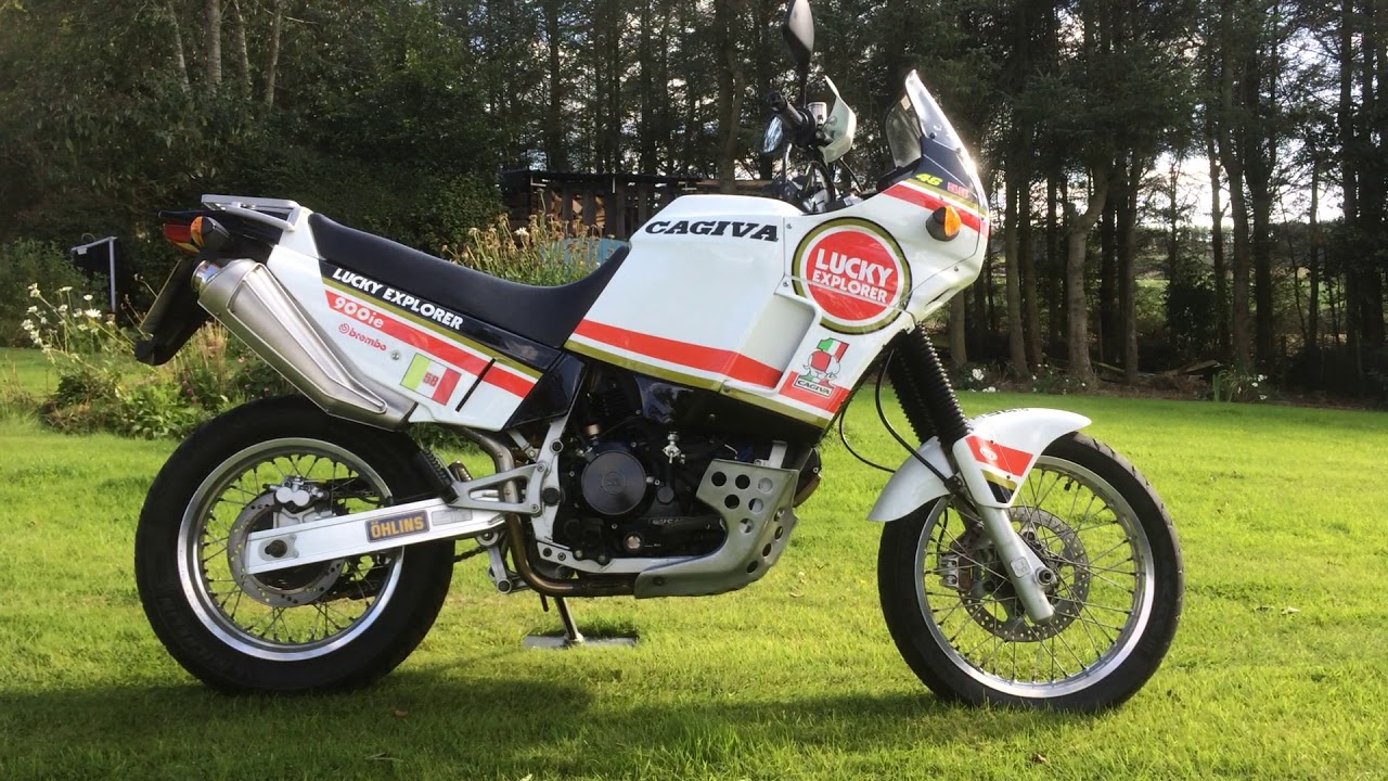 Cagiva C12R Lucky Explorer Competition SP