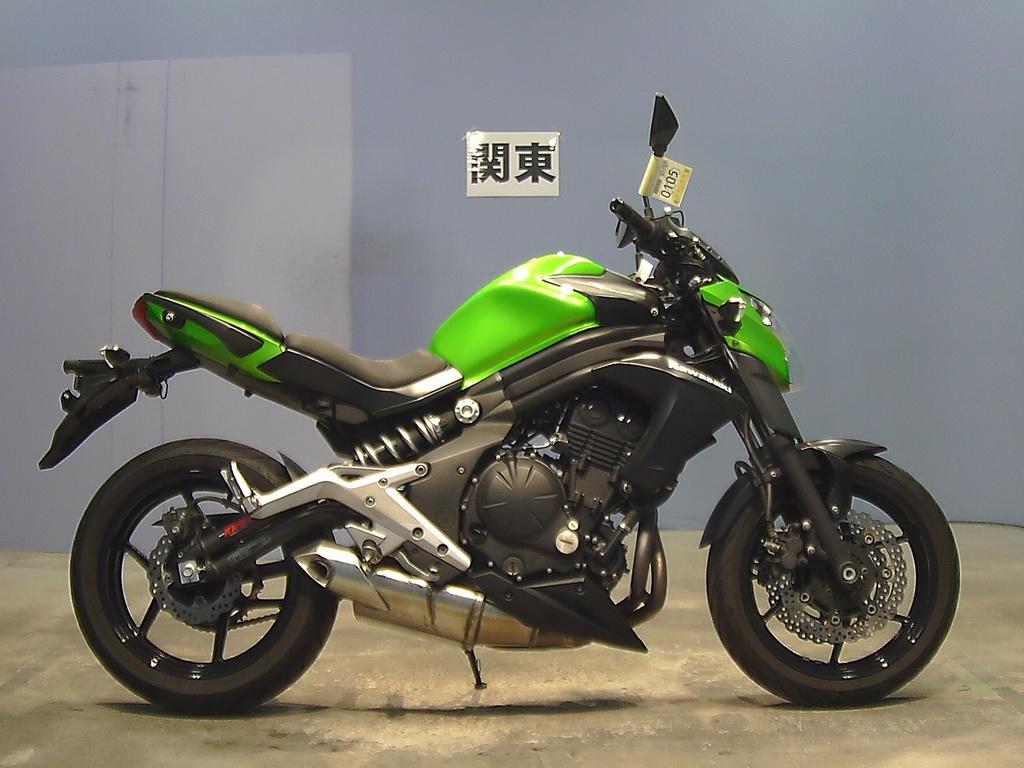 Kawasaki ER-6 (ER-6n, ER-6f, Ninja 650R)