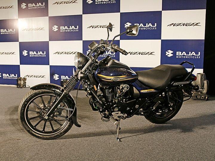 Bajaj Street Avenger 220: чоппер и классик, два в одном