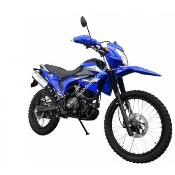Мотоциклы с объемом двигателя 200 см³