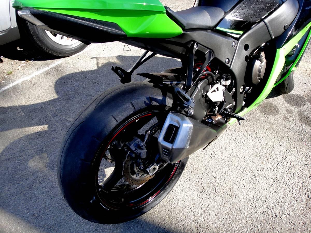 Kawasaki ZX-10R (ZX1000E, ZX10R)