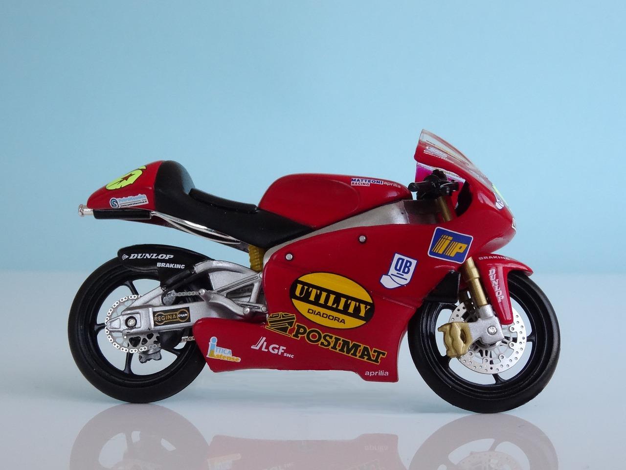Мотоциклы Aprilia