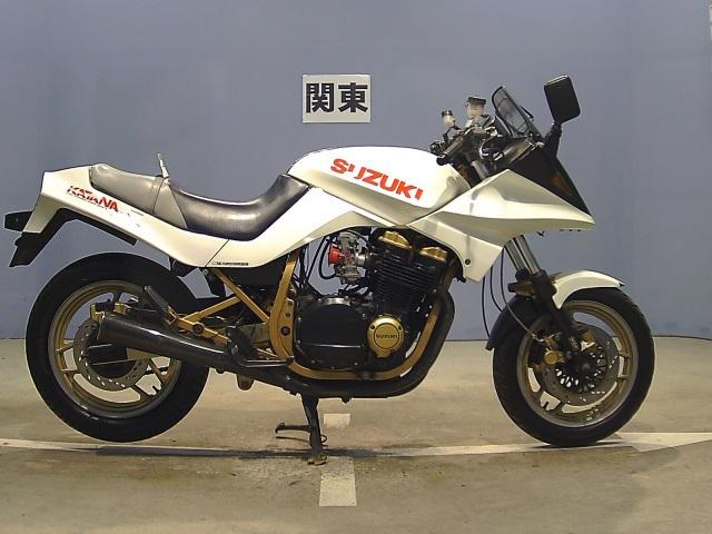 Мануалы и документация для Suzuki GSX 750 F Katana