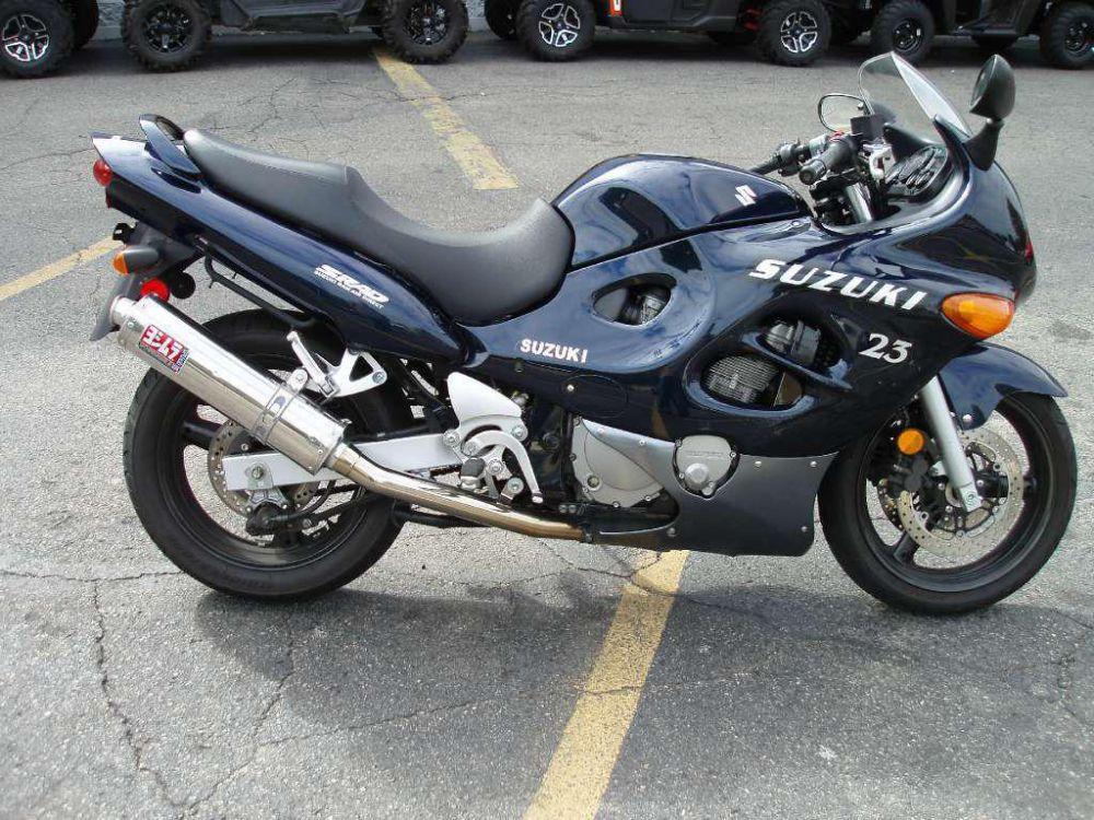 Мотоциклы Suzuki Katana (Cузуки Катана) — обзор моделей