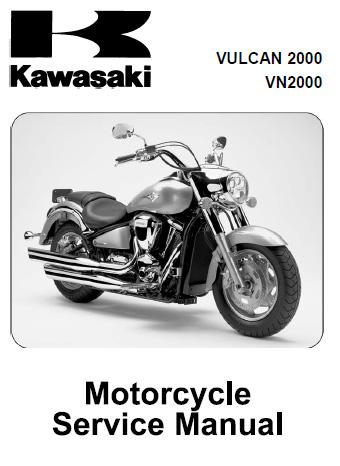 Мануалы и документация для Kawasaki VN400 Vulcan