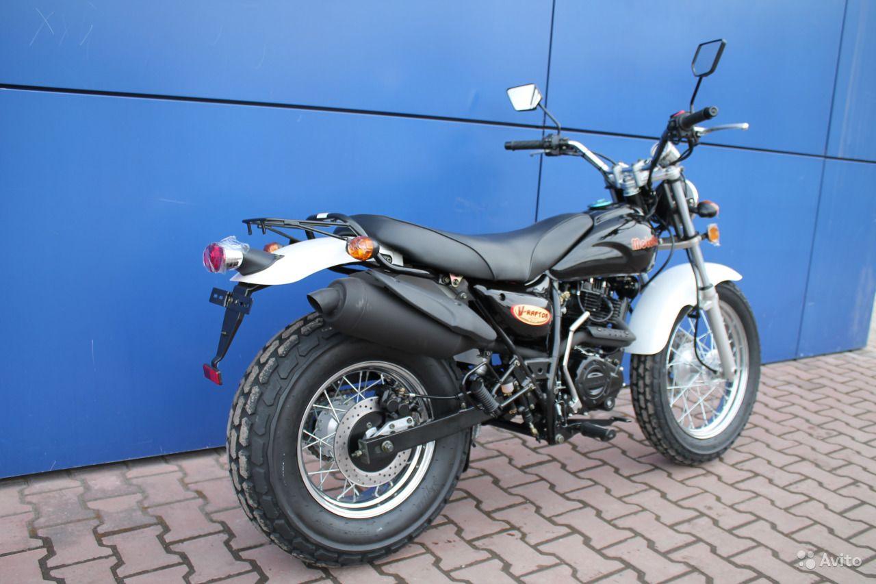 Motoland V Raptor 250 — добротный клон