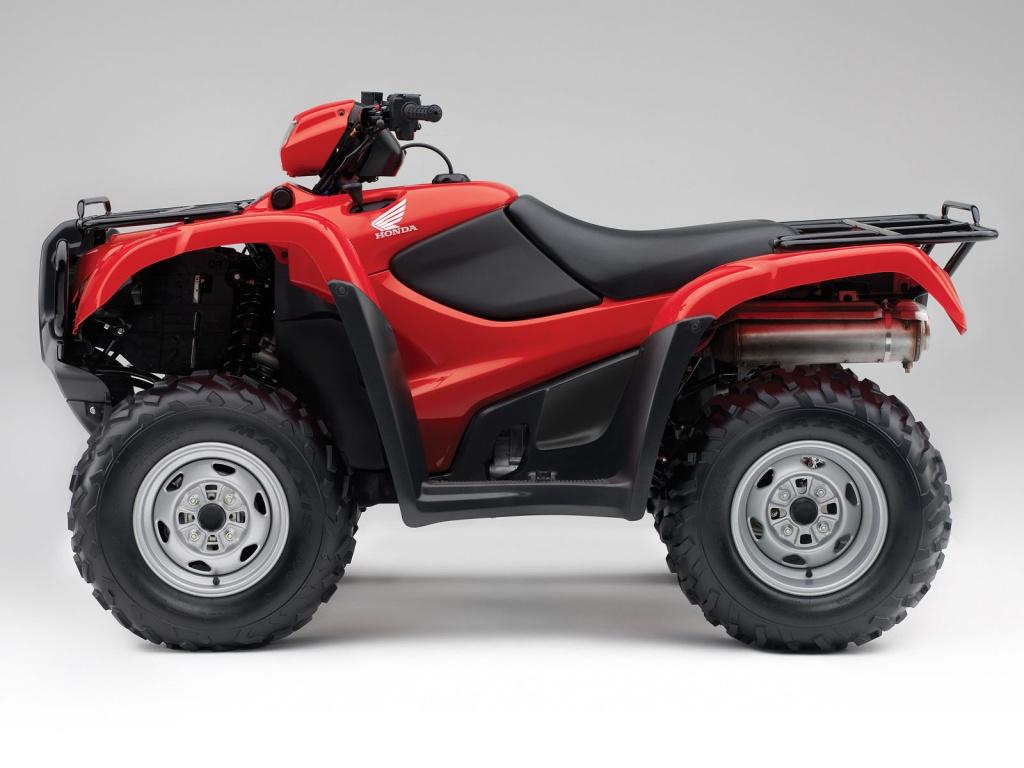 Квадроциклы Нonda (Хонда) – обзор популярных моделей