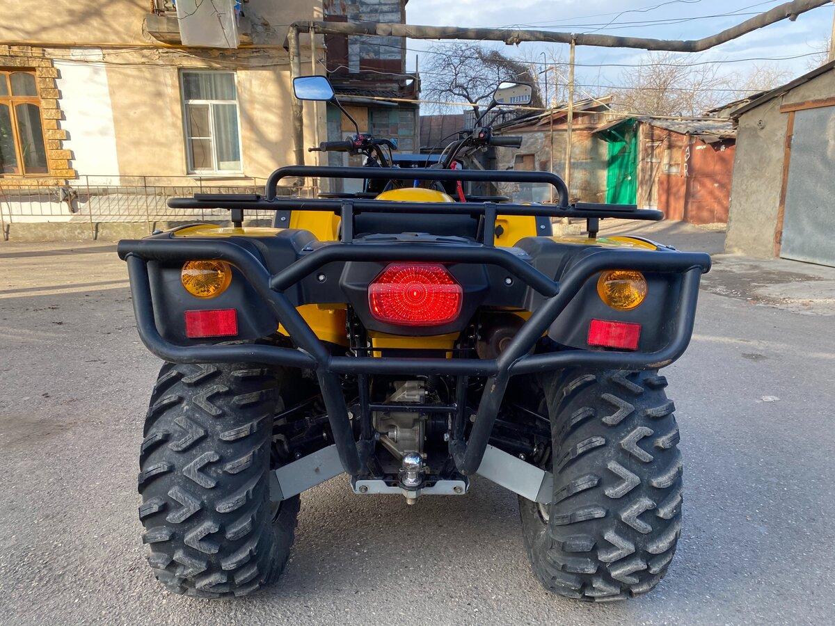 Квадроцикл Stels ATV 650 YS EFI Leopard (Инжектор)