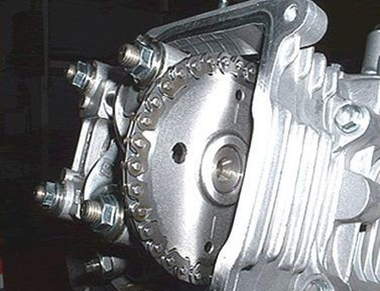 Настройка и регулировка клапанов на скутере