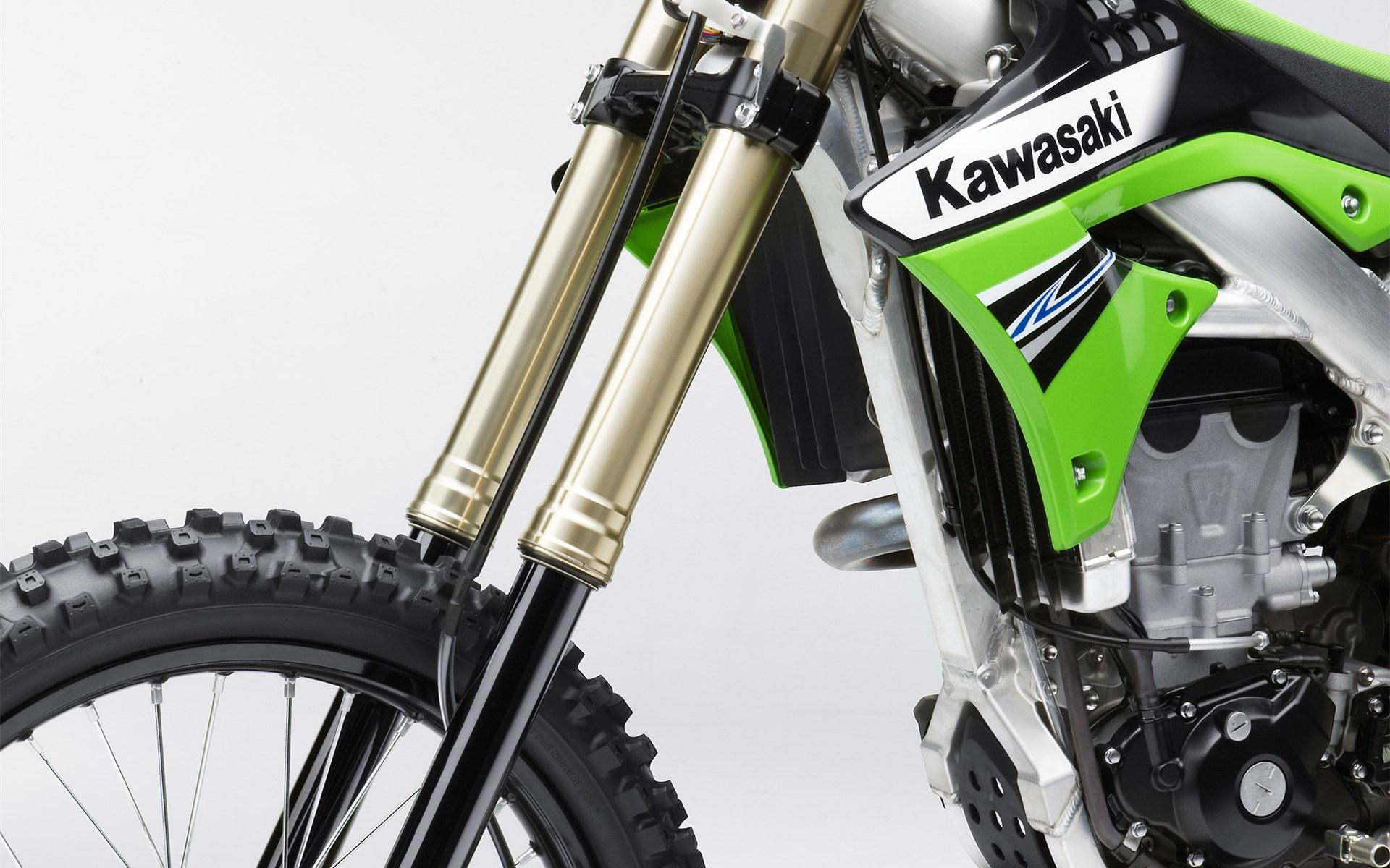 Мануалы и документация для Kawasaki KX 450 F (KX450F)