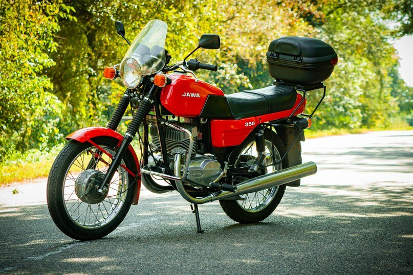 Мотоциклы Ява: на какие модели обратить внимание