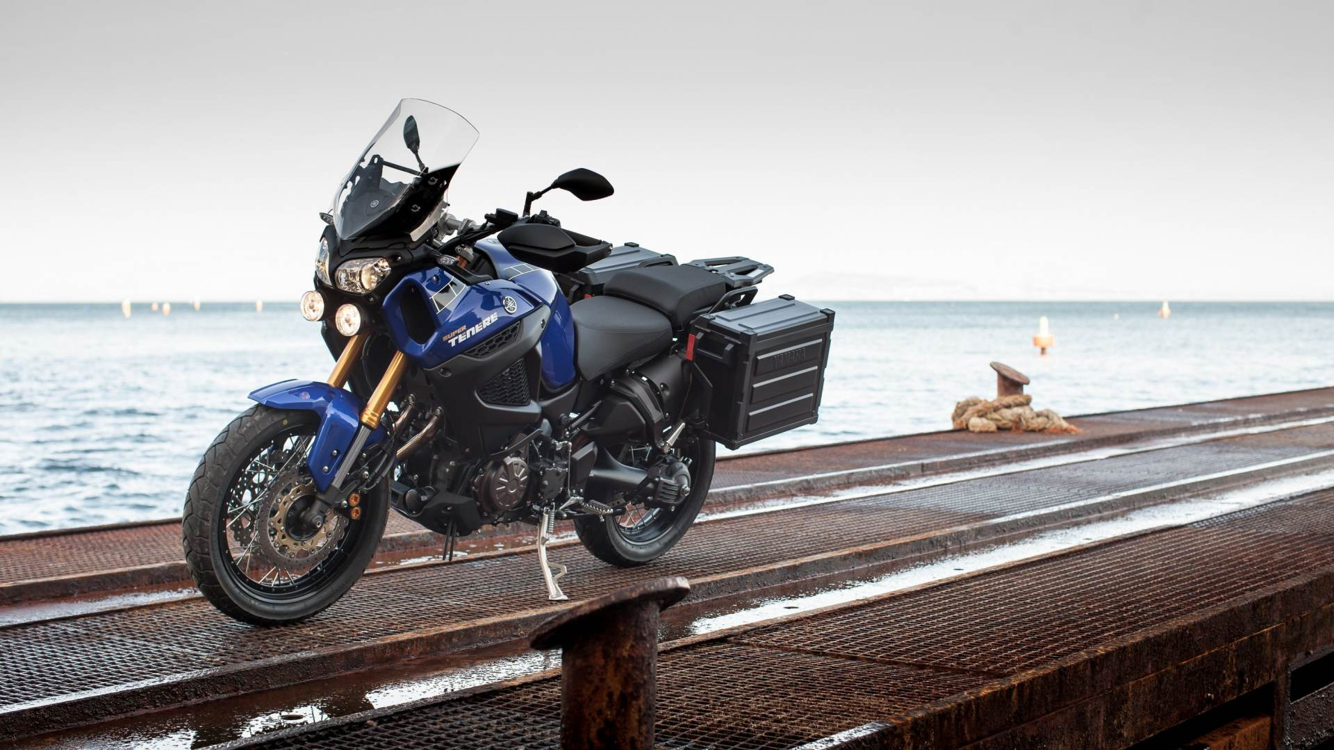 Тест-драйв мотоцикла Yamaha XT1200ZE Super Tenere