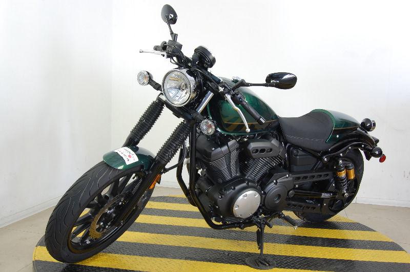 Мануалы и документация для Yamaha XV950 Bolt (XVS950CU)