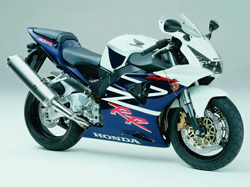 Honda CBR 900 RR Fireblade (CBR900RR, CBR919RR, CBR929RR, CBR954RR)
