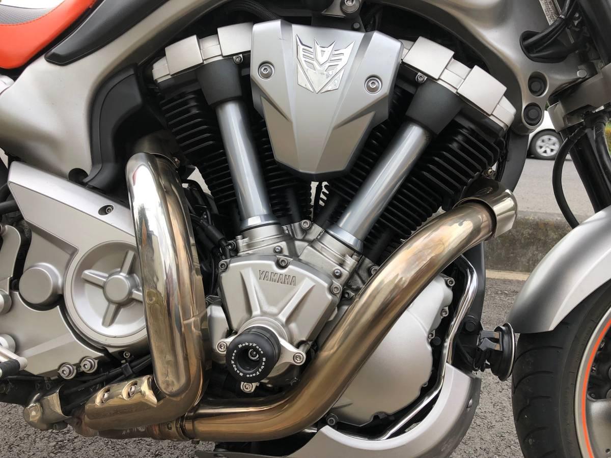 Тест-драйв мотоцикла Yamaha MT-01