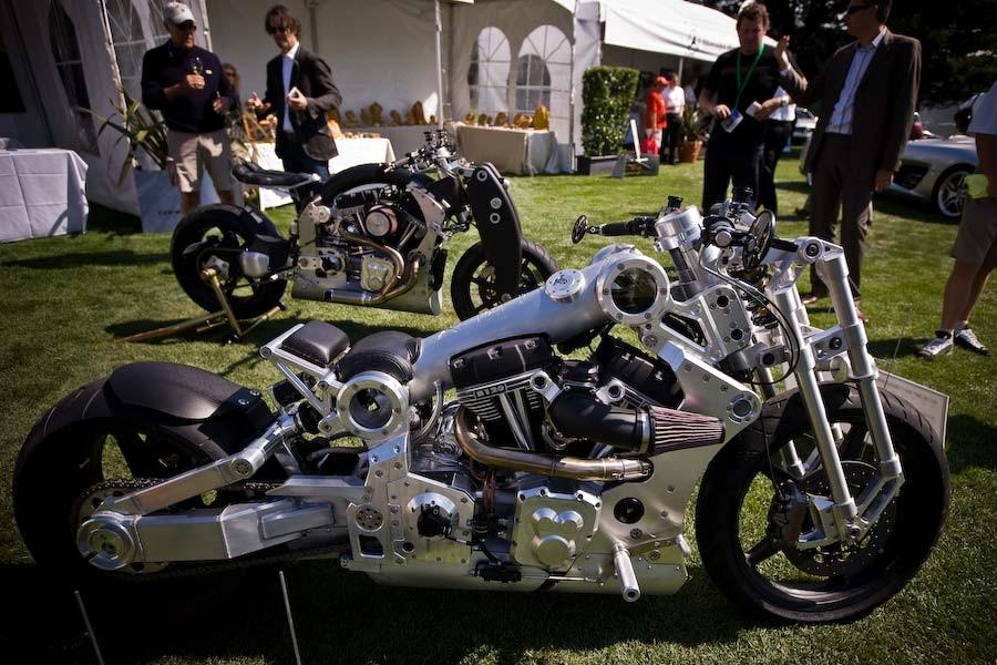 Серийный и любительский тюнинг мотоциклов: байкерам на заметку
