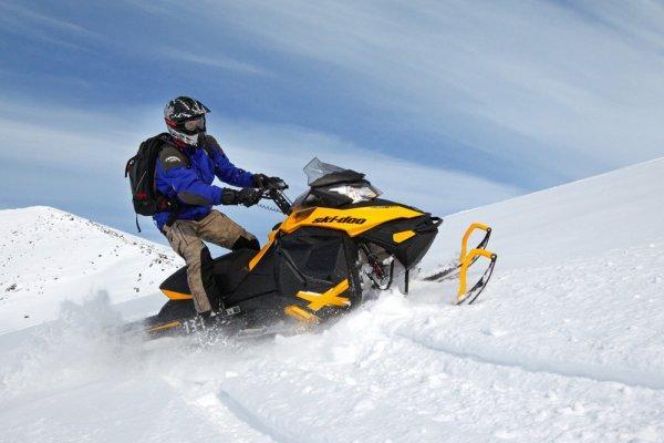 Снегоход Ski-Doo Renegade Backcountry-X 800R E-TEC