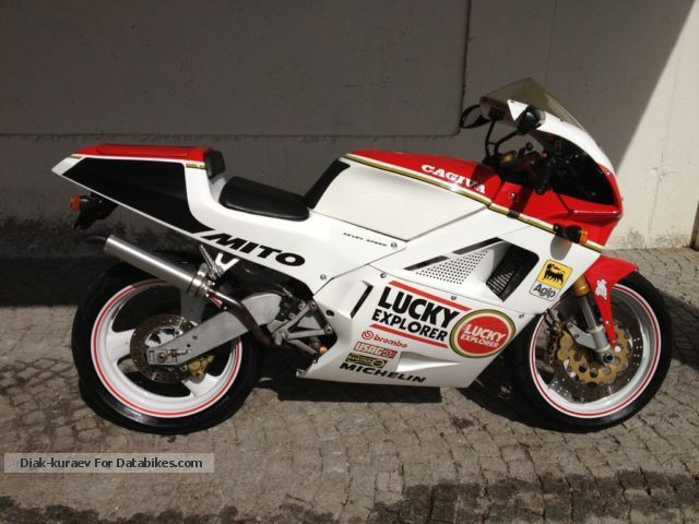 Cagiva Mito II Racing Lucky Explorer