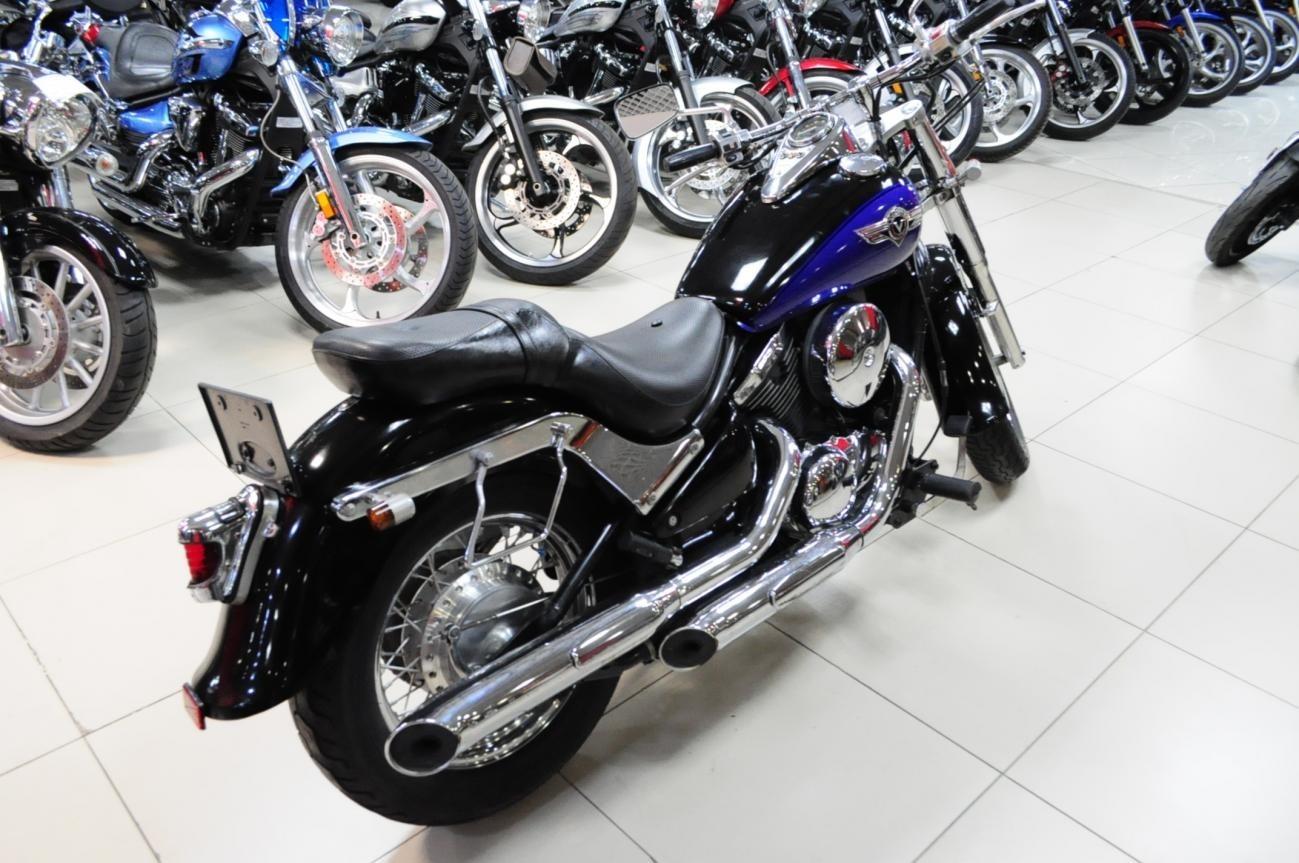 Тест-драйв мотоцикла Kawasaki VN400 Vulcan