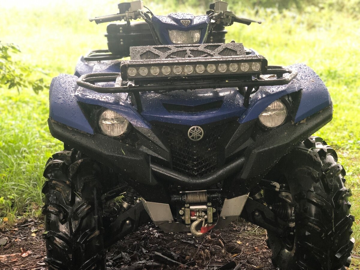 Квадроцикл Yamaha Grizzly (Ямаха Гризли) 700