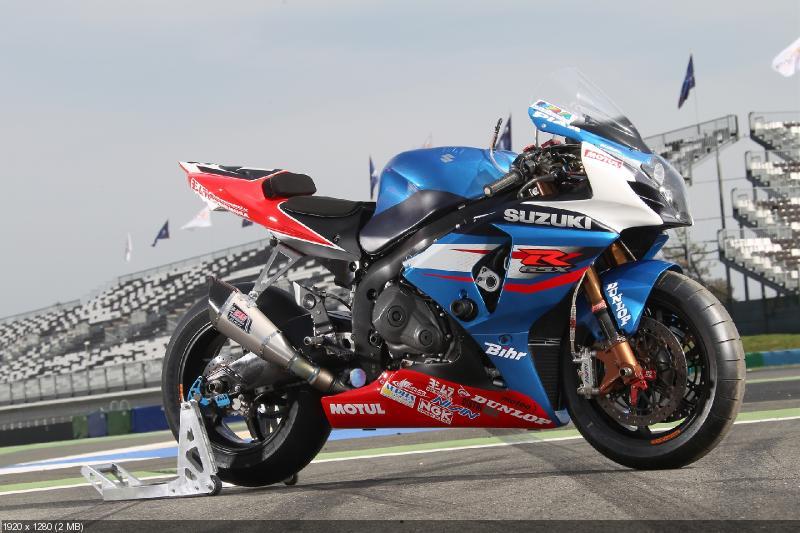 Тест-драйв мотоцикла Suzuki GSX-R1000 K9