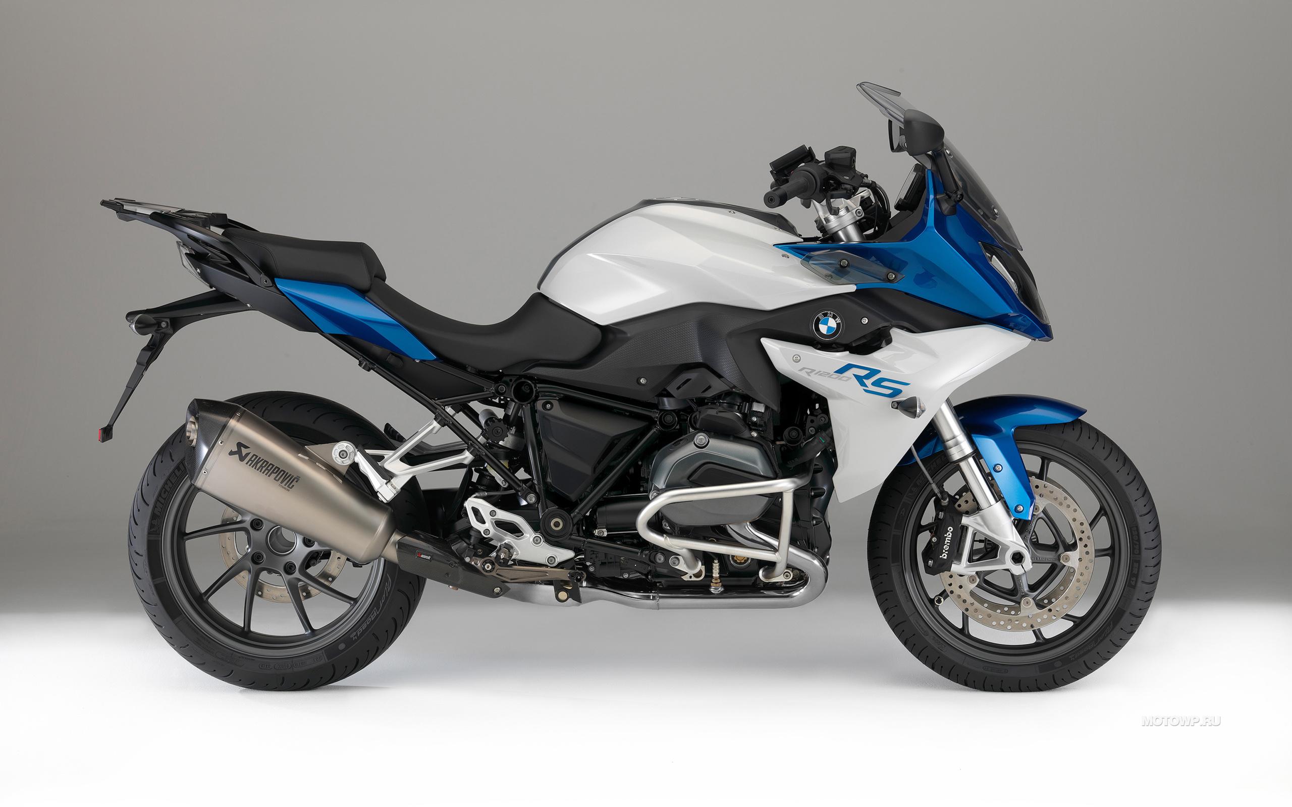 Обзор мотоцикла BMW R 1200 RS