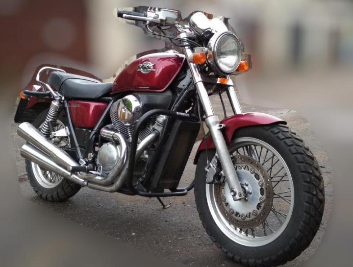 Мануалы и документация для Honda VRX400 Roadster