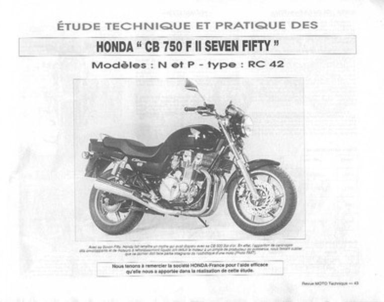Мануалы и документация на Honda CB 500 F
