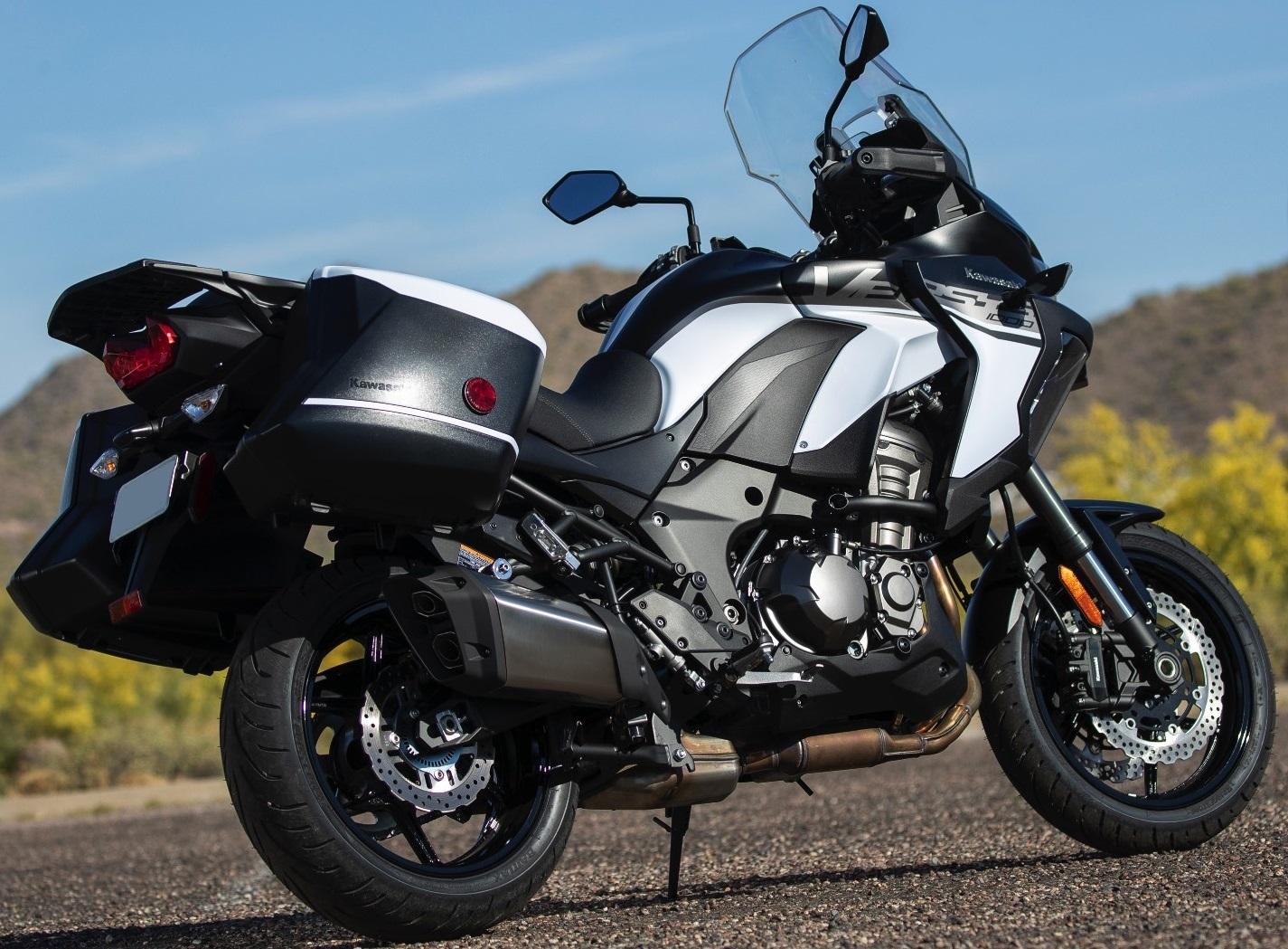 Kawasaki Versys 1000 (KLE 1000, KLZ 1000)