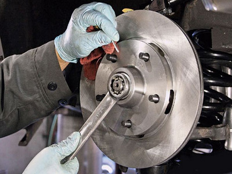 Дефектовка тормозных дисков, ремонт главных и рабочих тормозных цилиндров