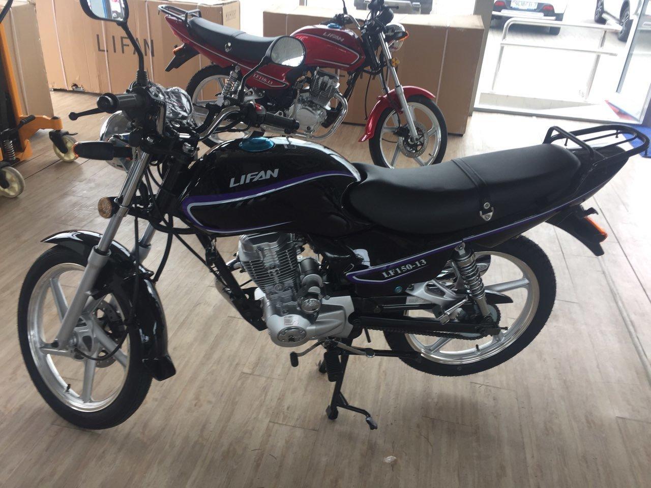 Лифан 150 — Компактный китайский дорожник