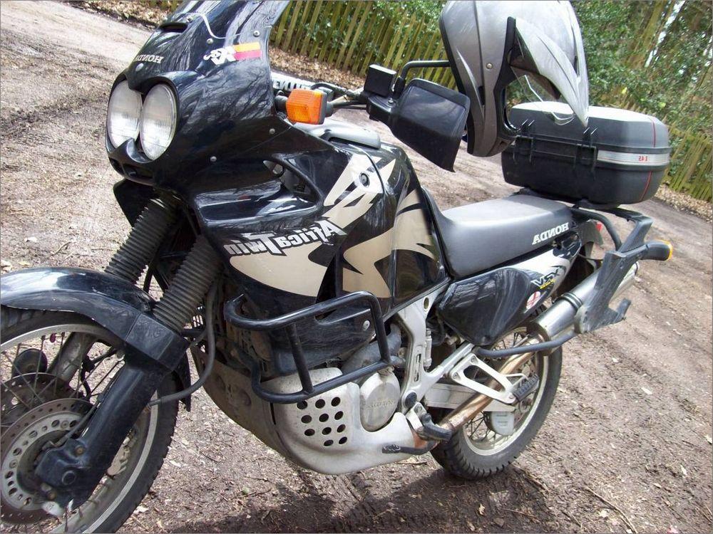 Тест-драйв мотоцикла Honda X11