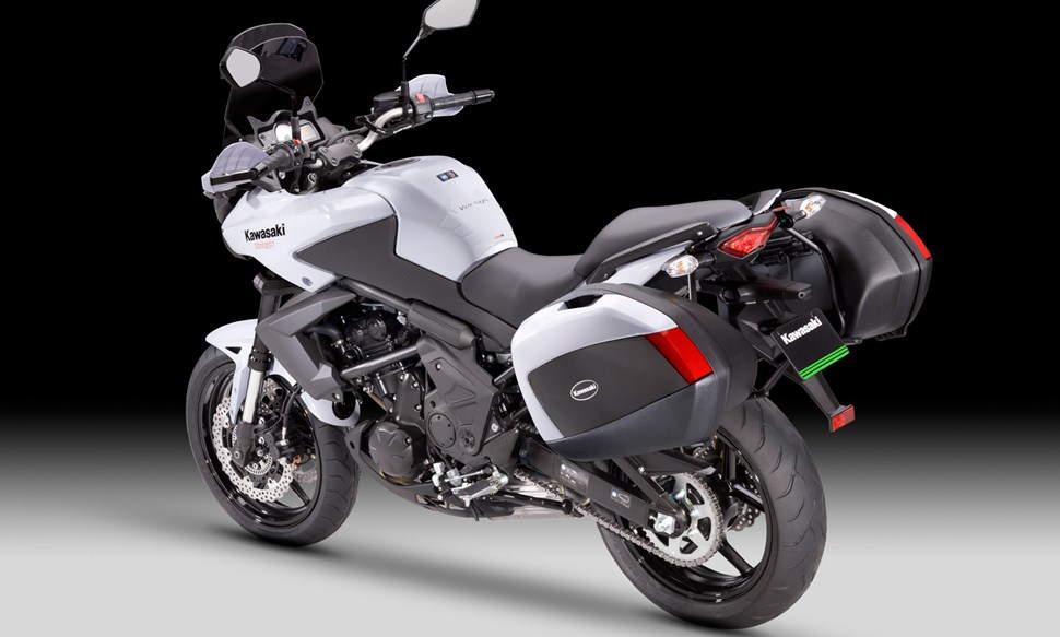 Обзор мотоцикла Kawasaki Versys (Кавасаки Версус) 650