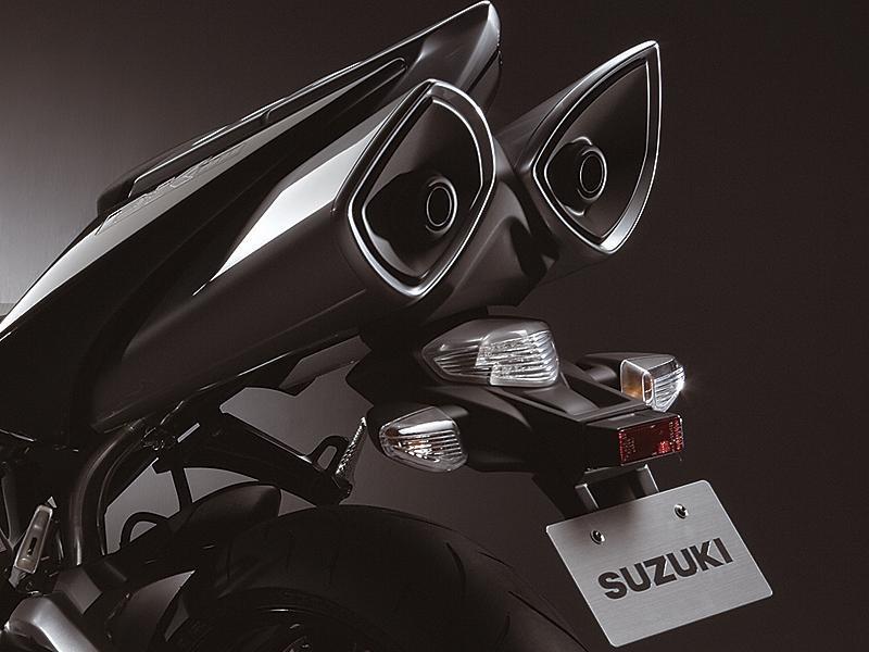 Suzuki B-King
