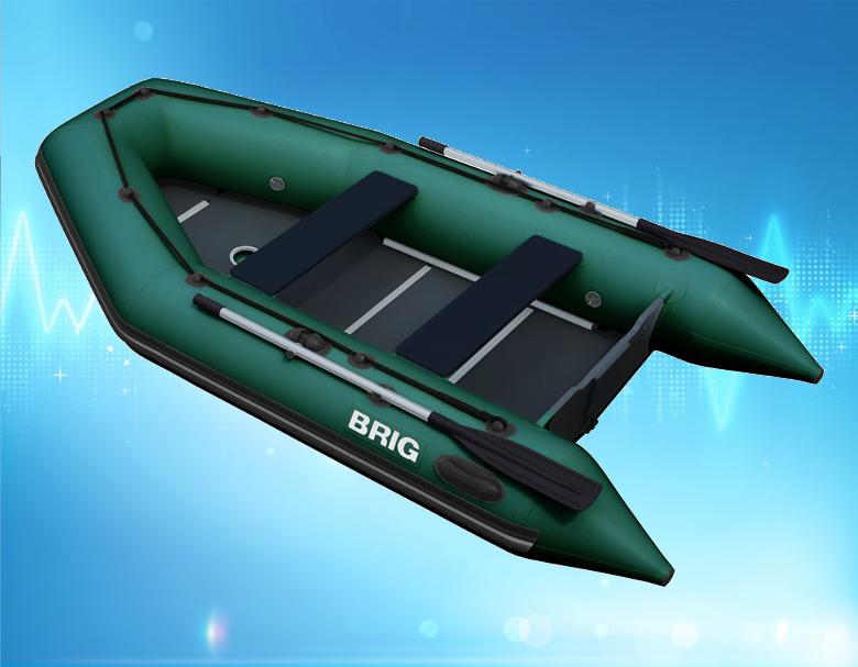 Надувная лодка Brig Baltic В460
