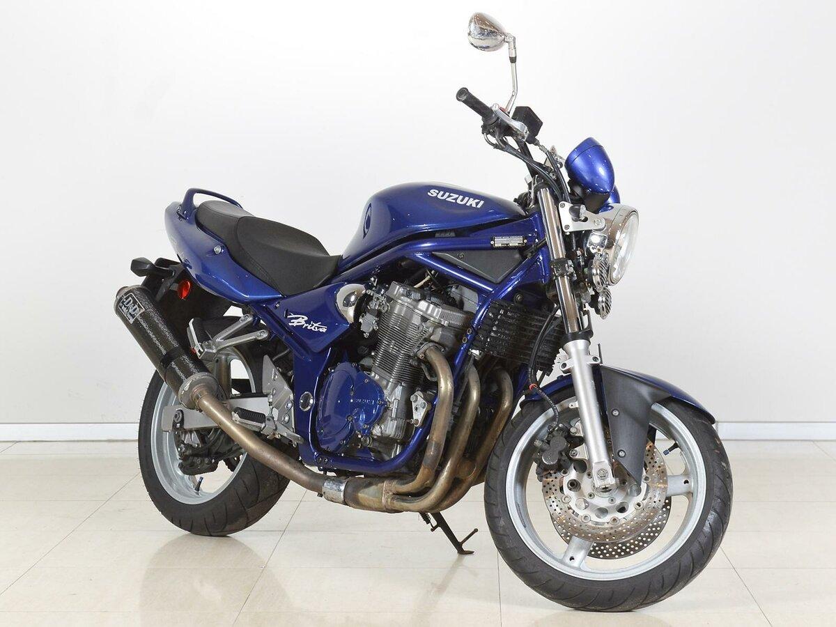 Обзор мотоцикла Suzuki GSF 600 Bandit
