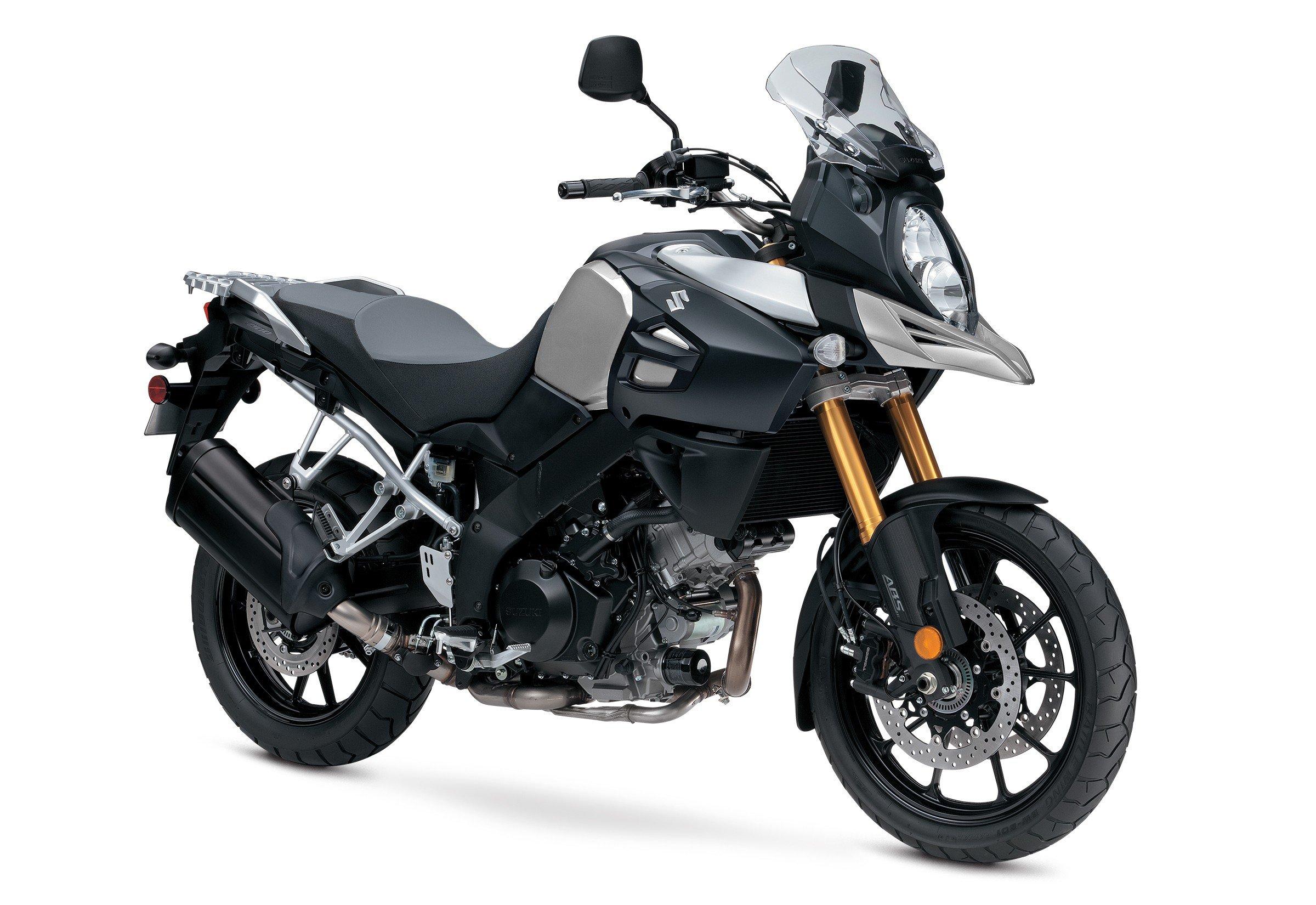 Тест-драйв мотоцикла Suzuki DL1000 V-Strom