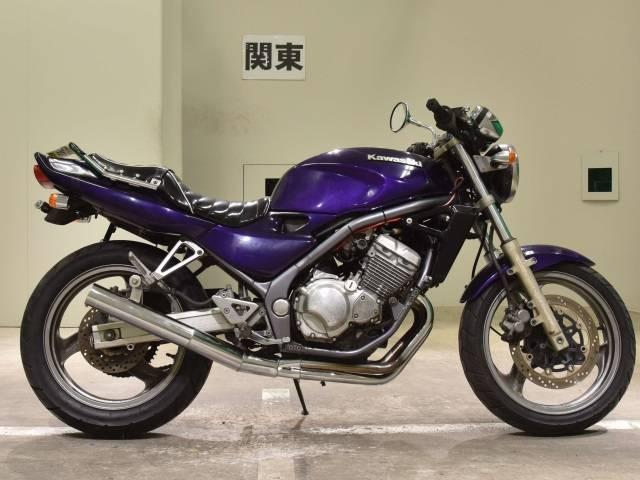 Мануалы и документация для Kawasaki Balius 250 (ZR 250)